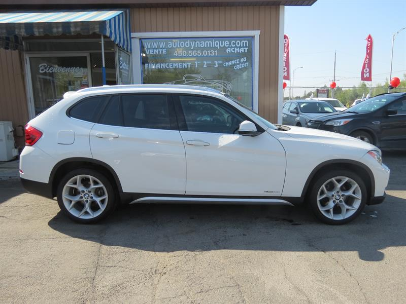 BMW X1 2013 AWD 4dr 28i #3735