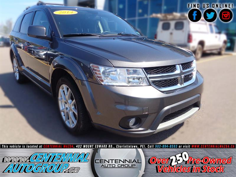 2014 Dodge Journey FWD 4dr Limited #U903A