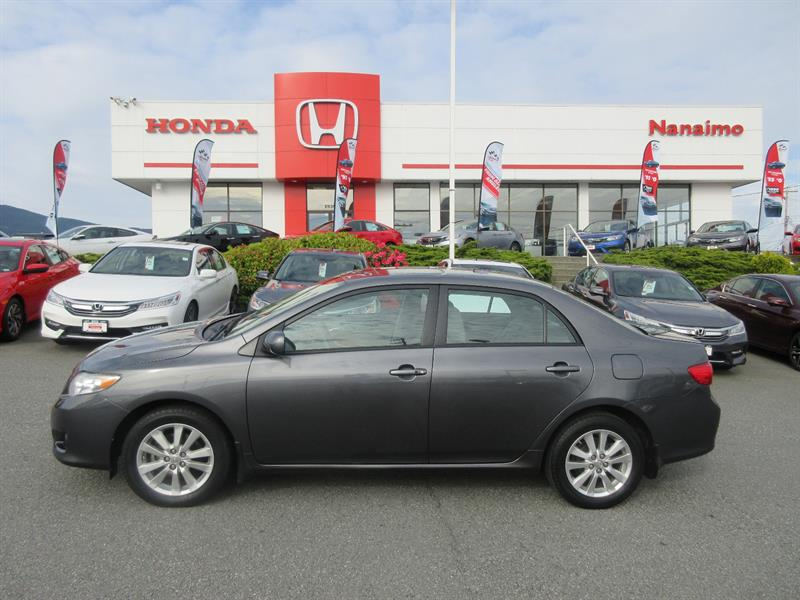 2010 Toyota Corolla 4dr Sdn #H15614A