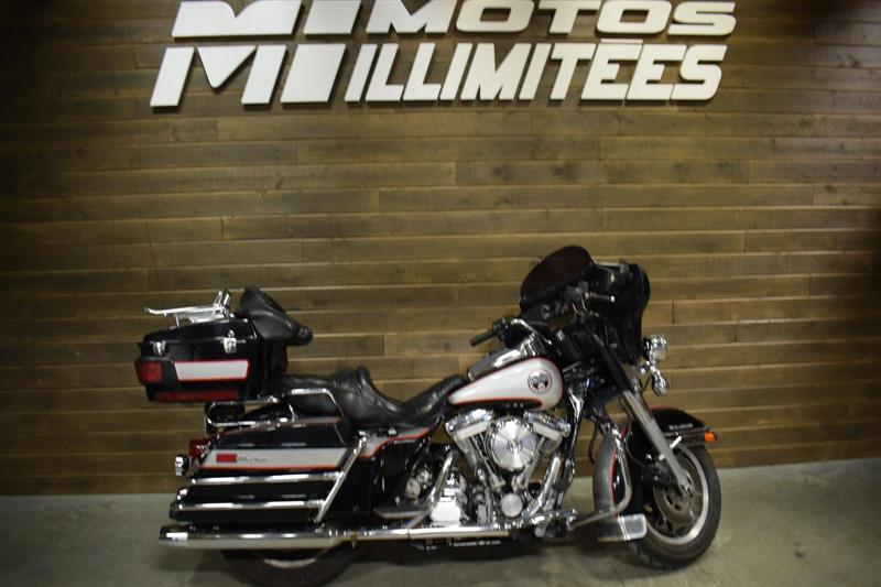 Harley Davidson FLHTCU ULTRA ELECTRA GLIDE 1989