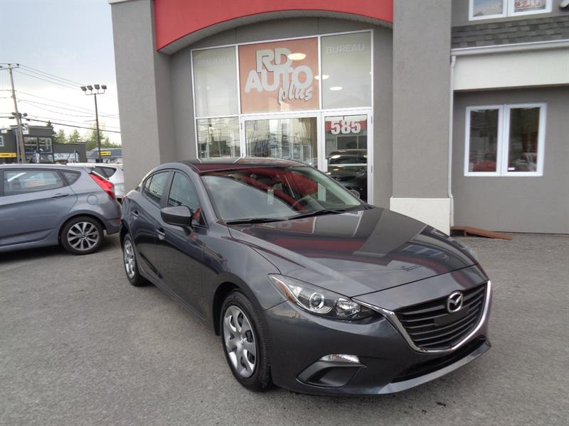 Mazda 3 2014 GX SKYACTIV #8938