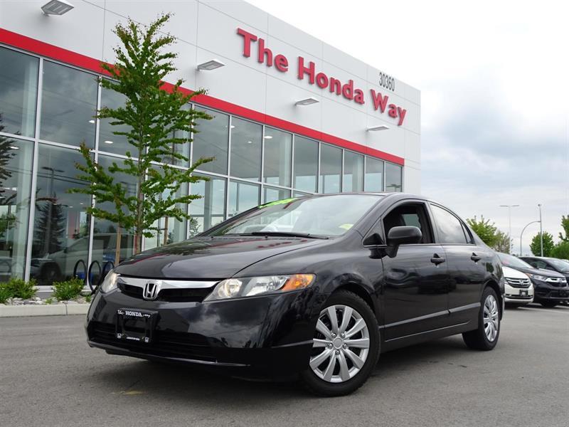 2007 Honda Civic LX #17-335A