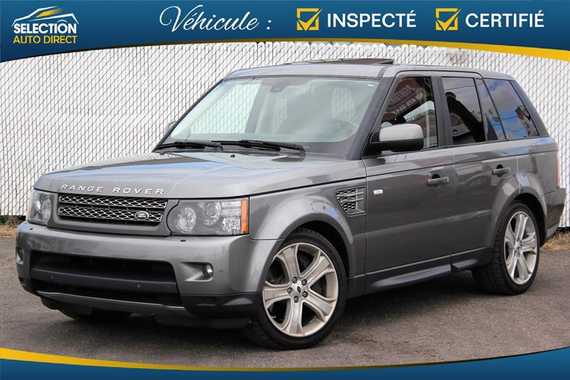 Land Rover Range Rover Sport 2011 Supercharged #S282152