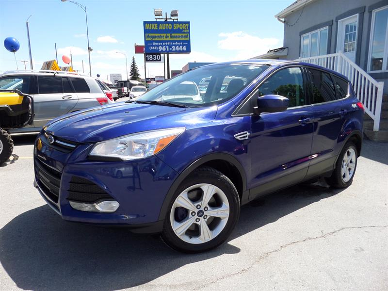 Ford Escape 2014 AWD ECOBOOST #17-126A