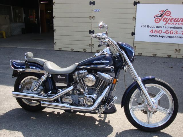 Harley Davidson DYNA WIDE GLIDE CVO 2002