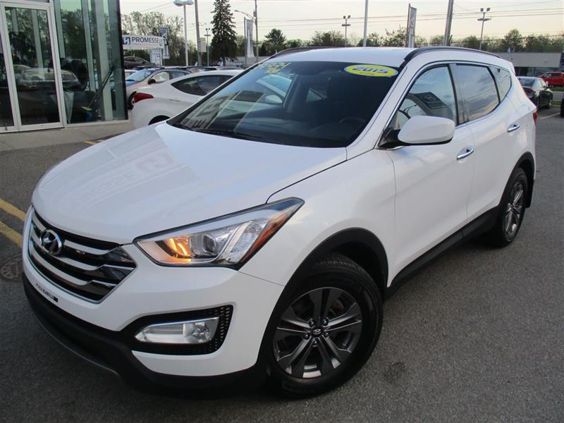 Hyundai Santa Fe Sport 2015 2.0TURBO Premium AWD,MAGS,SIÈGES CHAUF,BLUETOOTH #E-0165