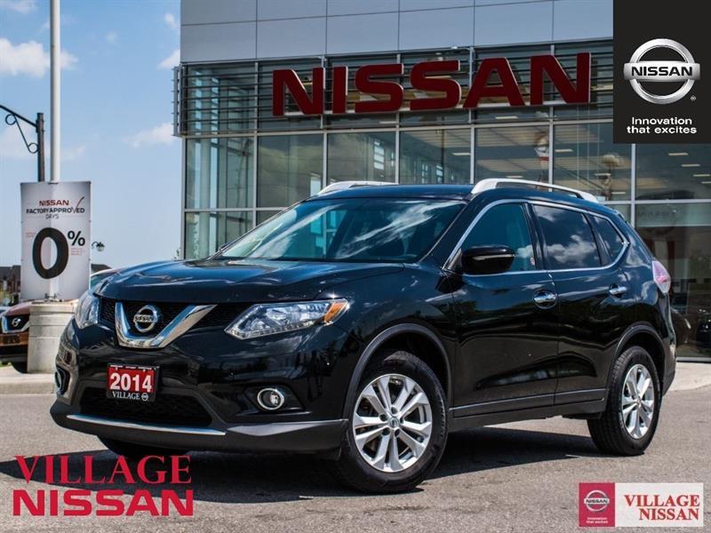 2014 Nissan Rogue SV FWD #70474A