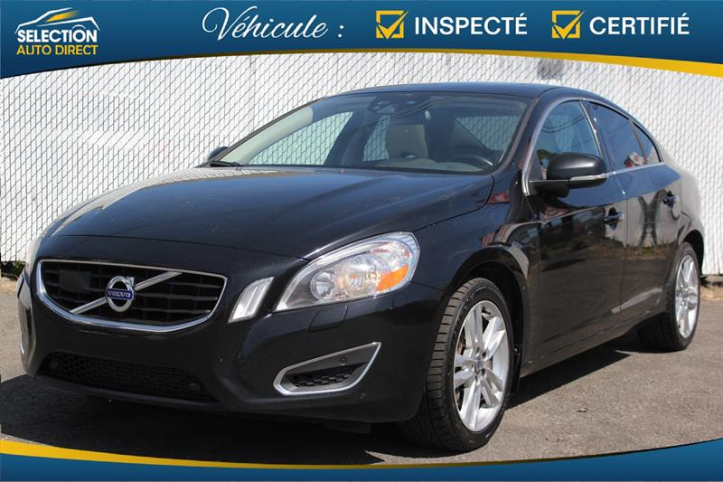 Volvo S60 2012 4dr Sdn T6 #S102349