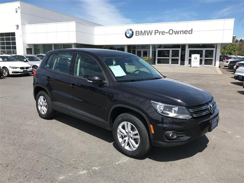2015 Volkswagen Tiguan Special Edition 6sp at Tip 4M #BPM067