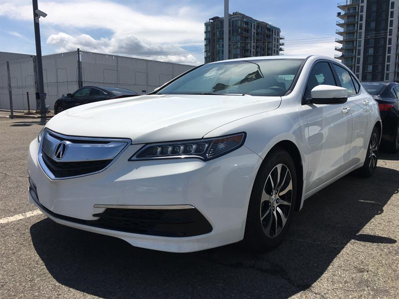 Acura TLX 2017 4dr Sdn FWD Tech #174211