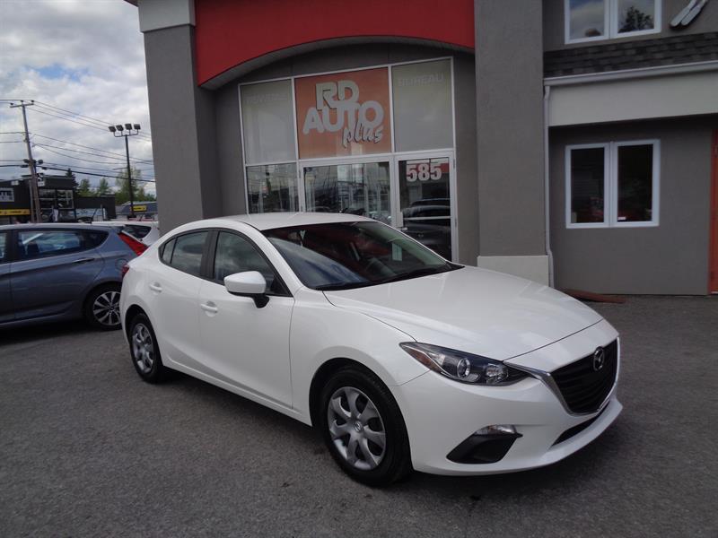Mazda 3 2014 GX SKY-ACTIV   #8939