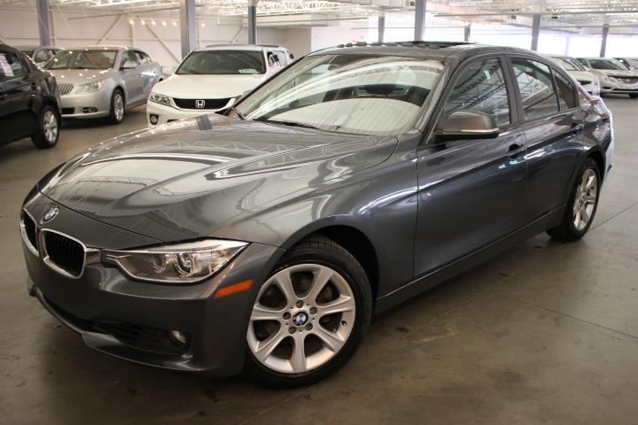 BMW 3-Series 2013 328I XDRIVE 4D Sedan #0000000025