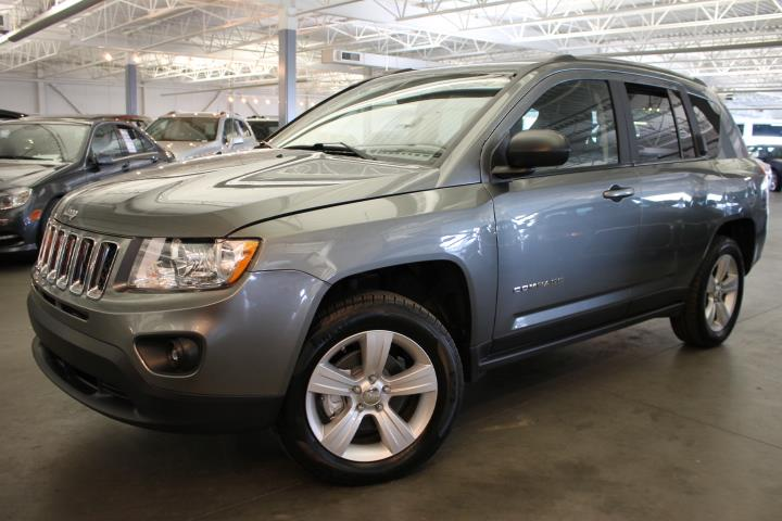 Jeep Compass 2012 NORTH 4D Utility 2WD #0000000049