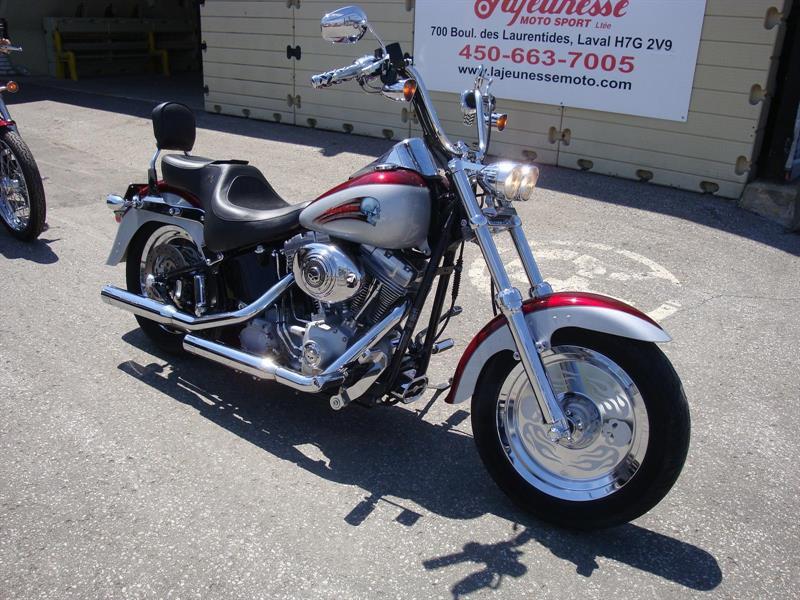 2005 Harley Davidson FAT BOY Used for sale Laval