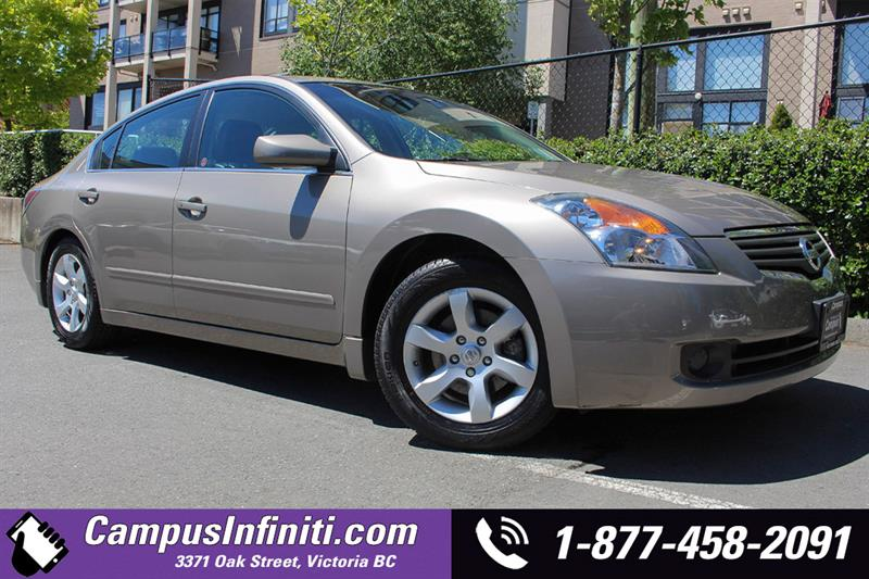 2008 Nissan Altima 4dr Sdn I4 2.5 S #JN2495A
