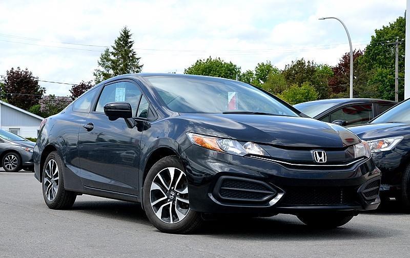 Honda Civic Coupe 2014 EX #U-0675