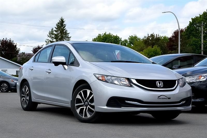 Honda Civic Sedan 2014 EX #U-0677