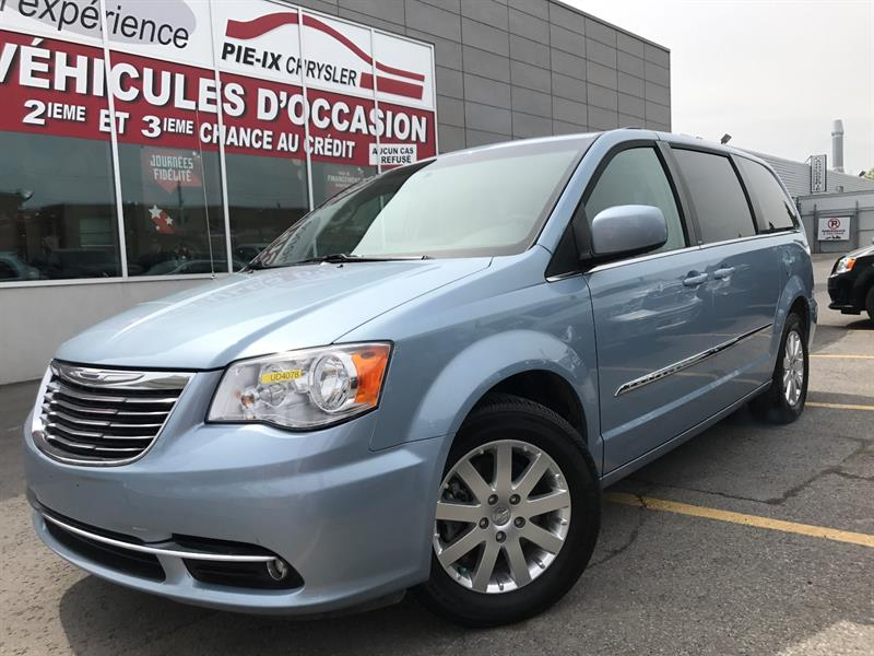 Chrysler Town - Country 2013 4dr Wgn Touring+MAGS+A/C+GR.ELEC+WOW! #UD4078