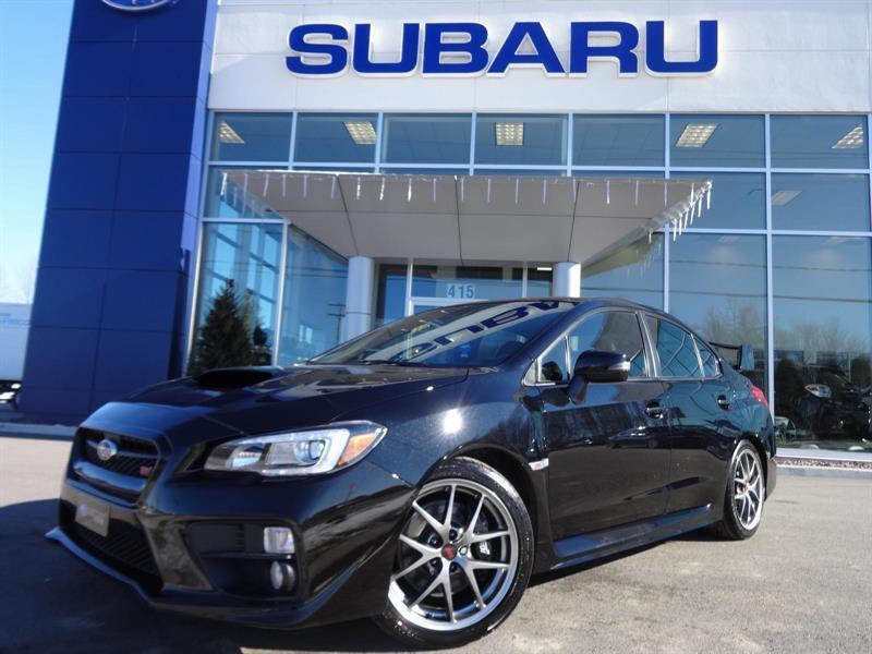 Subaru STI  CUIR  , TOIT OUVRANT  , GPS 2015 w/Sport-tech Pkg #A1768