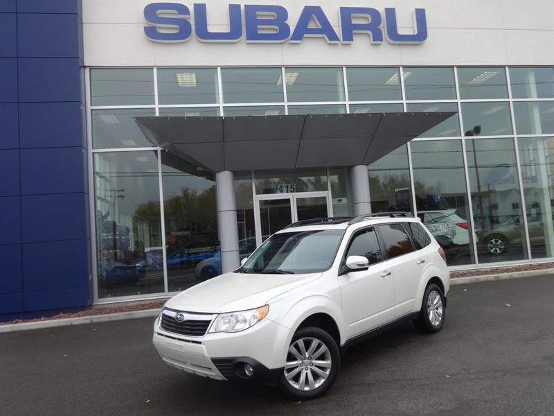 Subaru Forester 2012 CUIR , TOIT PANORAMIQUE , GPS #17-101A