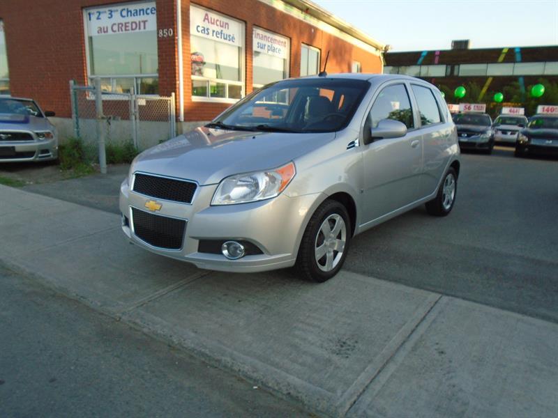 Chevrolet Aveo 2009 5dr Wgn LT #1669-05