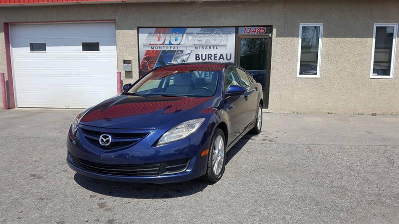 Mazda 6 2010 GS-I4 #5500