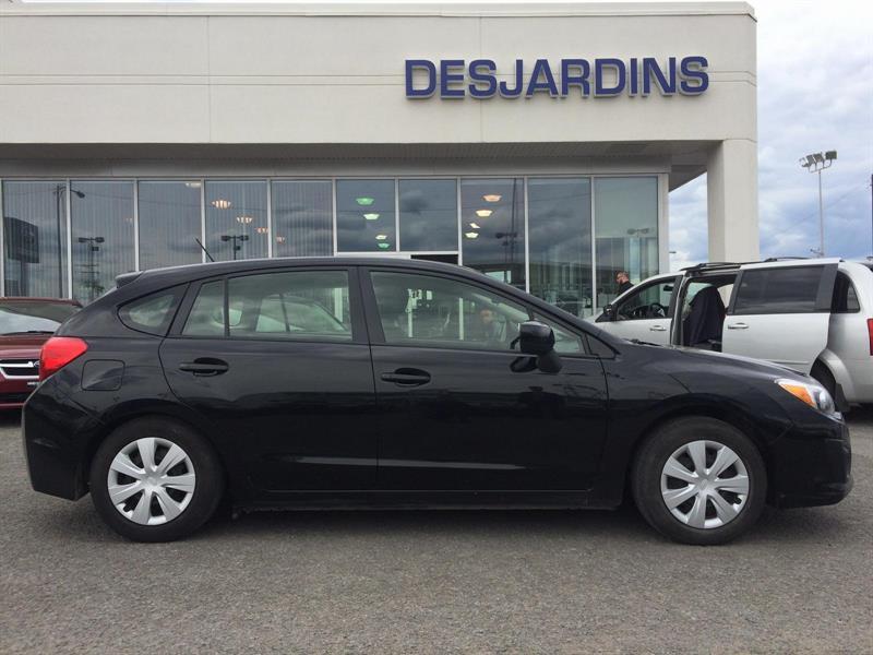 Subaru Impreza 2013 2.0 #E4934A