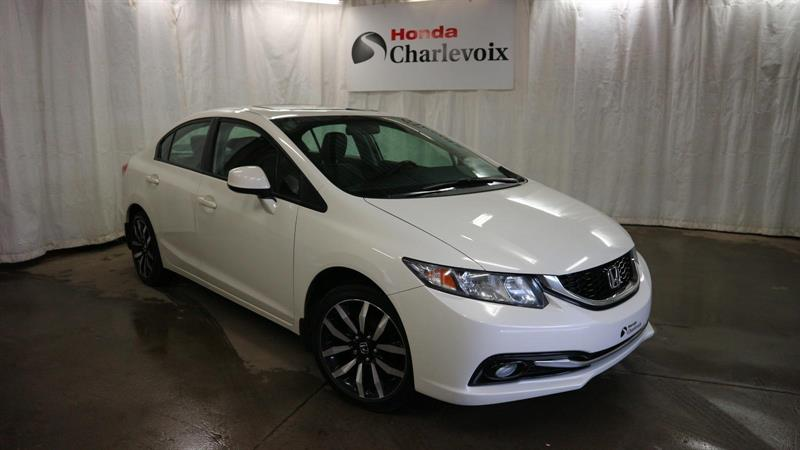 Honda Civic Sedan 2013 Touring #C2407A