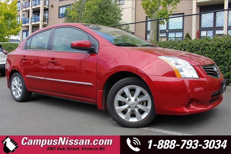 2010 Nissan Sentra 2.0 S #JN2526A