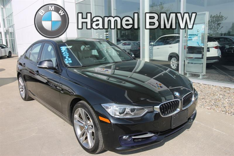 BMW 3 Series 2013 4dr Sdn 328i xDrive AWD #U17-112