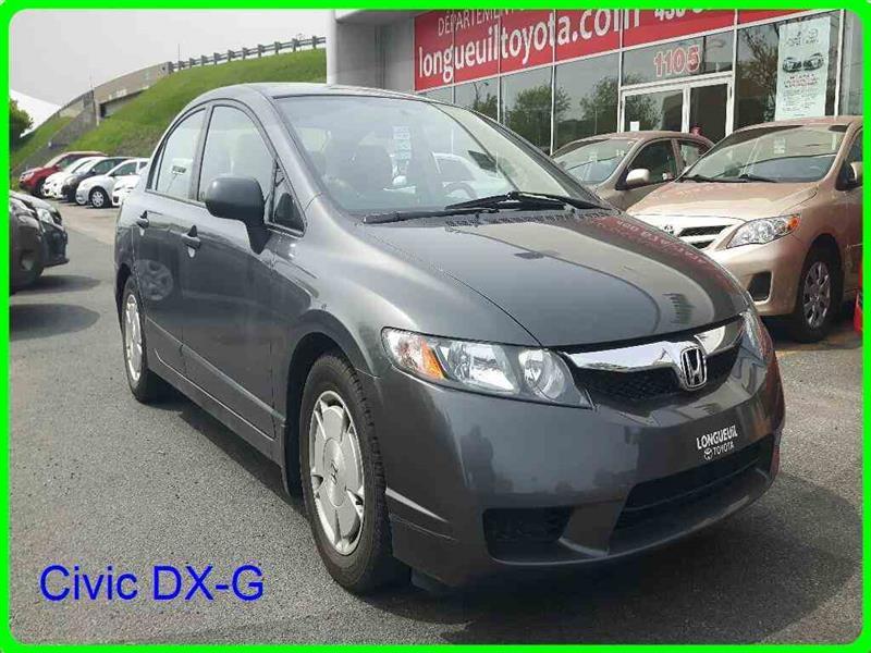 Honda Civic Sedan 2011 DX-G #370374B