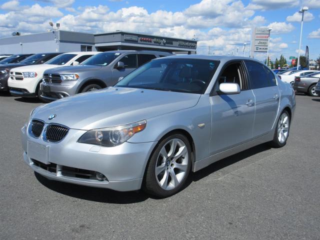 2004 BMW 5 Series Sedan 545i #4UP132A