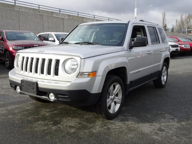2012 Jeep Patriot 4X4 Limited #16UP398