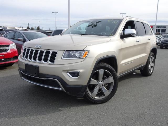 2015 Jeep Grand Cherokee Limited #17UP96