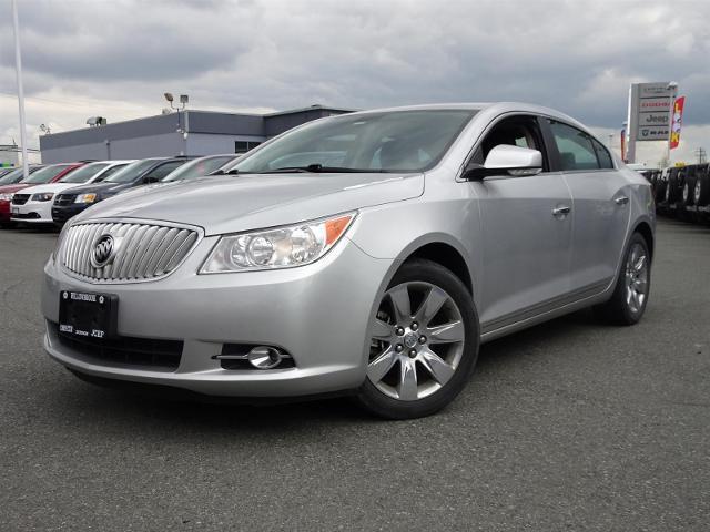 2010 Buick LaCrosse CXL #17R304A