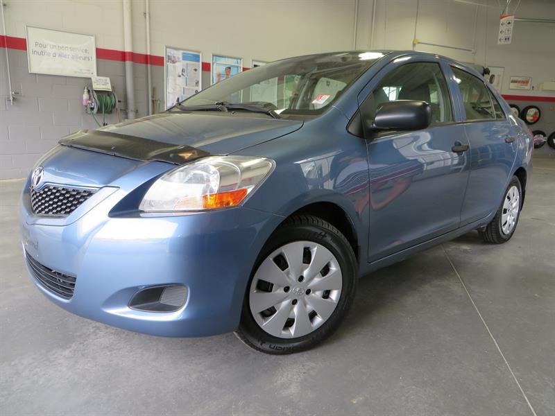 Toyota Yaris 2010 AUTOMATIQUE + CLIMATISEUR #37416A