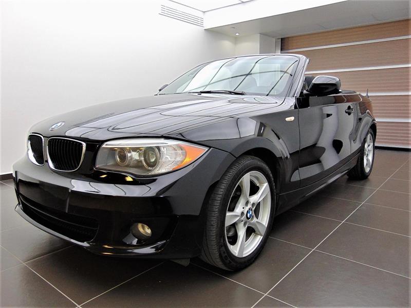 BMW 1 Series Cabriolet 2012