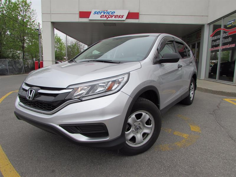Honda CR-V 2015 2WD 5dr LX BLUETOOTH SIEGE CHAUFFANT CAMERA  #317649-1