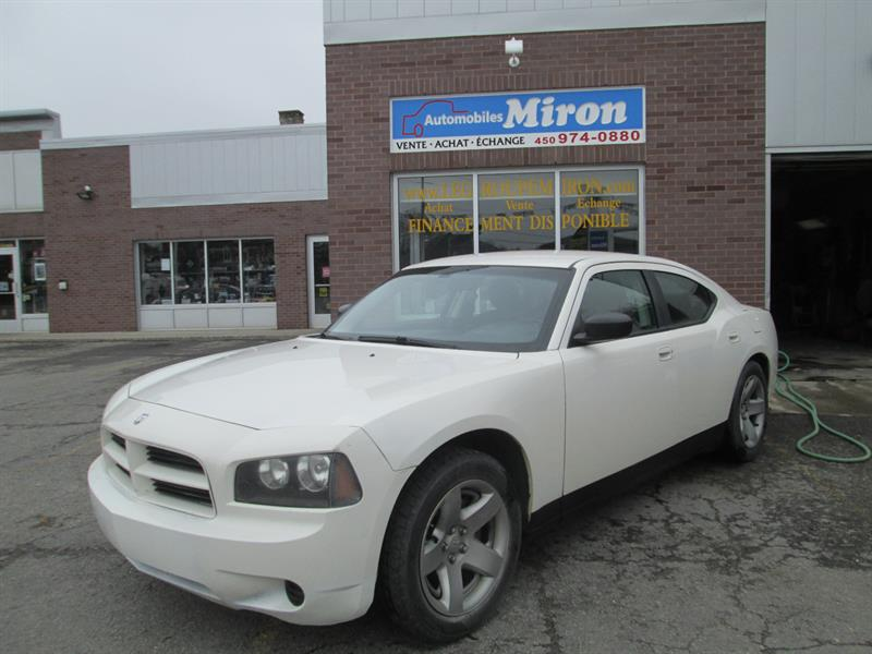 Dodge Charger 2009 4dr Sdn RWD #180117