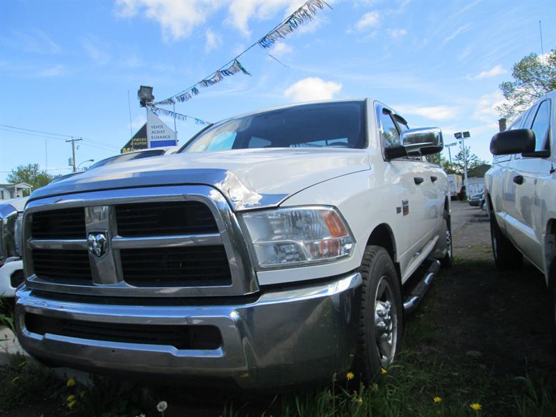 Ram 2500 2012 2WD Crew Cab 149 #1171116