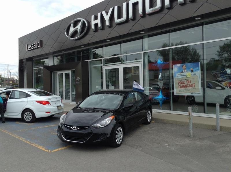 Hyundai Elantra 2013 GL #AA3335