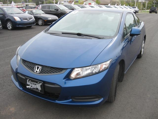 2013 Honda Civic Coupe LX #H009TA