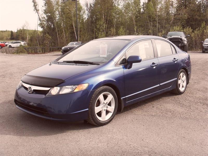 Honda Civic 2007 LX #H7024A