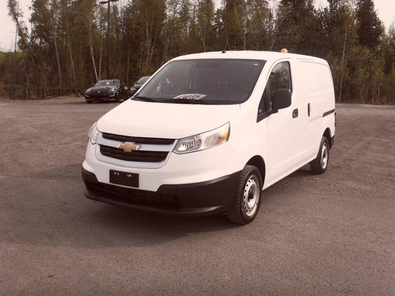Chevrolet City Express 2015 Cargo Van LS #H7086B