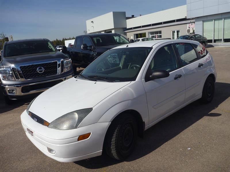 Ford Focus 5-dr 2003 ZX5 #75845A