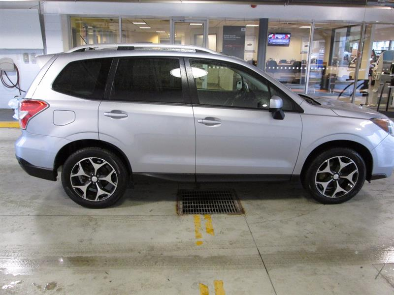 2015 subaru forester xt touring used for sale in montr al at subaru montr al. Black Bedroom Furniture Sets. Home Design Ideas