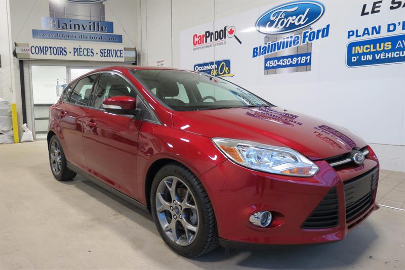 Ford Focus 2014 HACHBACK AUTOMATIQUE MAGS. #217082