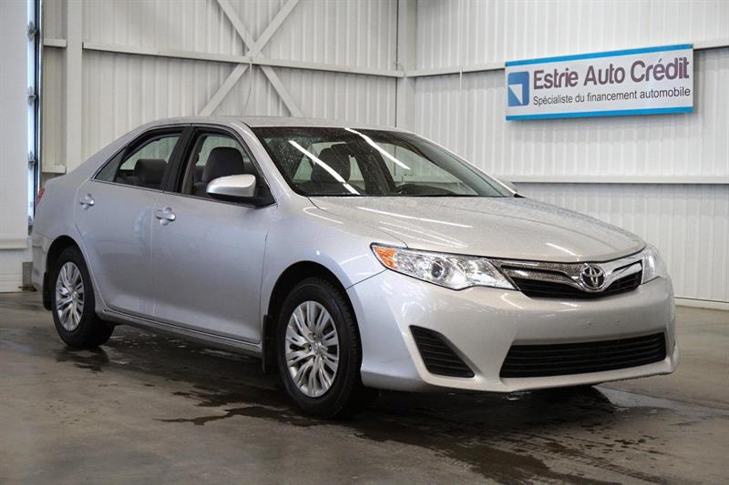 Toyota Camry 2012 LE #H5896
