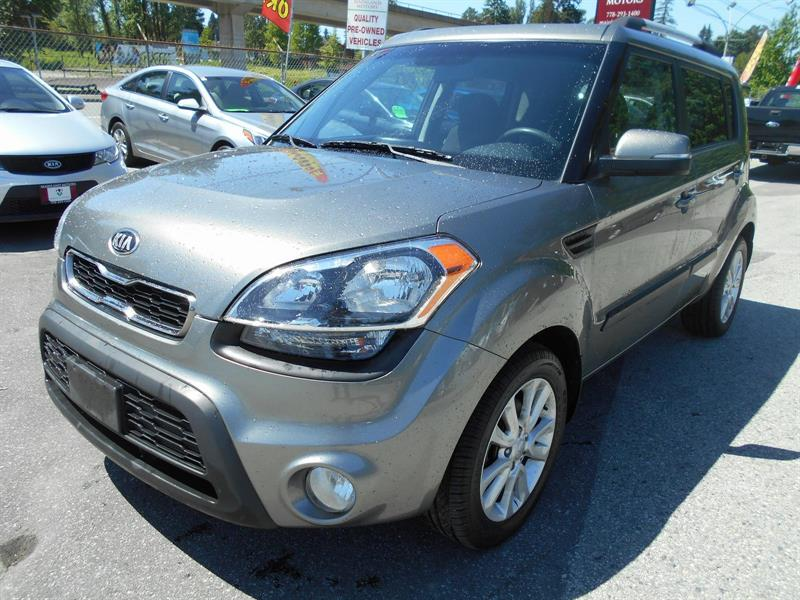 2013 Kia Soul 4u Automatic #WC8804
