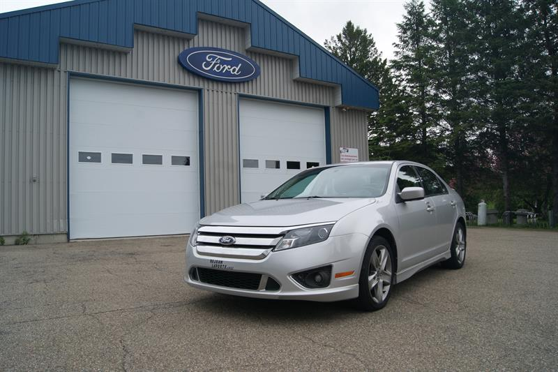 Ford Fusion 2010 SPORT AWD #17034A